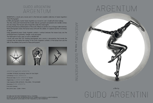 ARGENTUM - DVD - Alessio Nanni