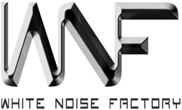 White Noise Factory Official Web Site Logo
